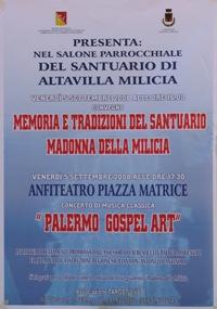 Manifesto della Festa 2008